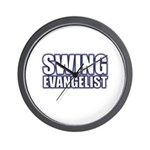 Swing Evangelist Wall Clock