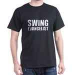 Swing Evangelist Black T-Shirt
