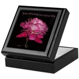 Artichoke Rose Trinket Box