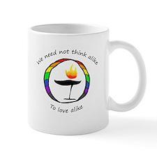 Rainbow Chalice Mugs
