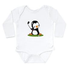 I Like Golf (2) Long Sleeve Infant Bodysuit