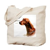 Irish Setter Best Friend Tote Bag