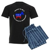 South Dakota Democrat Pride Pajamas