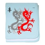 OYOOS Dragon design baby blanket
