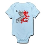 OYOOS Dragon design Infant Bodysuit