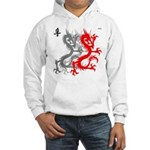 OYOOS Dragon design Hooded Sweatshirt