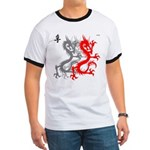 OYOOS Dragon design Ringer T