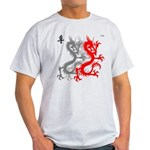 OYOOS Dragon design Light T-Shirt