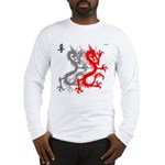 OYOOS Dragon design Long Sleeve T-Shirt