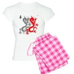 OYOOS Dragon design Women's Light Pajamas