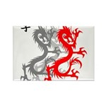OYOOS Dragon design Rectangle Magnet (100 pack)