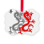 OYOOS Dragon design Picture Ornament