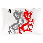 OYOOS Dragon design Pillow Case