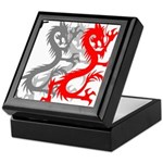 OYOOS Dragon design Keepsake Box