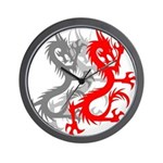 OYOOS Dragon design Wall Clock