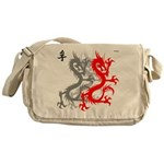 OYOOS Dragon design Messenger Bag