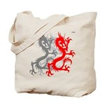 OYOOS Dragon design Tote Bag