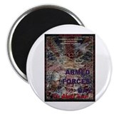 UK Armed Forces Day Magnet