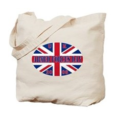 Union Jack AF Day Tote Bag