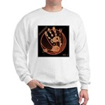OYOOS Infamous Basketball design Sweatshirt
