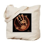 OYOOS Infamous Basketball design Tote Bag
