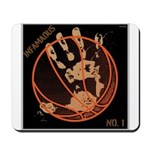 OYOOS Infamous Basketball design Mousepad