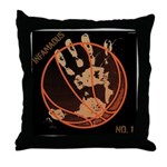 OYOOS Infamous Basketball design Throw Pillow