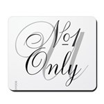 OYOOS No1 Only design Mousepad