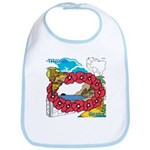 OYOOS Travel Vacation design Bib