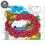 OYOOS Travel Vacation design Puzzle