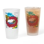 OYOOS Travel Vacation design Drinking Glass