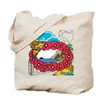 OYOOS Travel Vacation design Tote Bag