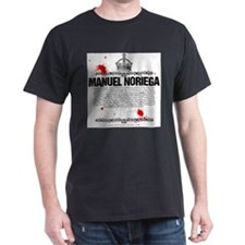 crime-boss-back-noriega.jpg T-Shirt