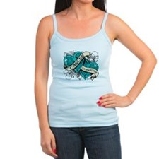Ovarian Cancer Survivor Ladies Top