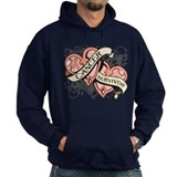 Uterine Cancer Survivor Hoody
