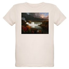 Thomas Cole Niagara Falls T-Shirt