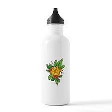 Star Ornament Water Bottle