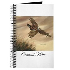 Pheasant Cocktail Hour Journal