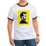 Abraham Lincoln Rocks! T-Shirt