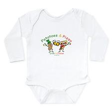 Irish & Italian Infant Creeper Body Suit