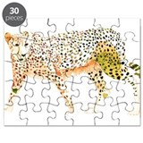 Cheetah Gold Puzzle
