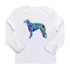 EmSideTShirt.jpg Long Sleeve Infant T-Shirt
