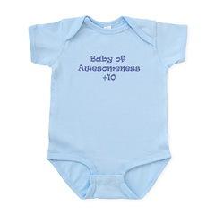 Baby of Awesomeness Infant Bodysuit