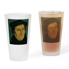 Luther- close Drinking Glass