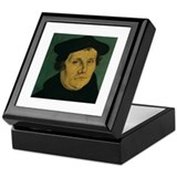 Luther- close Keepsake Box
