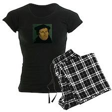 Luther- close pajamas