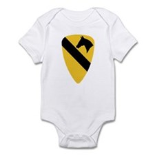 1st Cavalry Infant Bodysuit