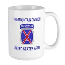 10th Mountain Coffee Mug