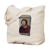 Jesus Fresco Tote Bag