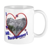Mt Rushmore Mug